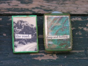 The Road,  Deep and Lasting